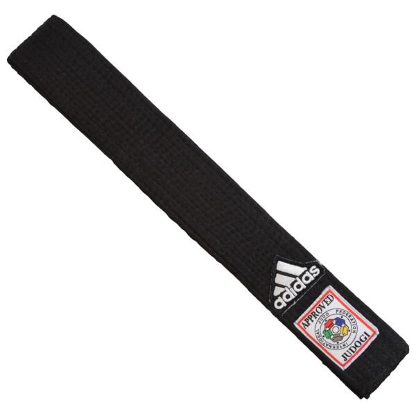 ADIDAS Elite IJF Schwarzgurt 4,5 cm