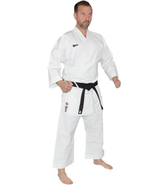 SMAI SX Kata Silver Karategi, WKF, 10oz