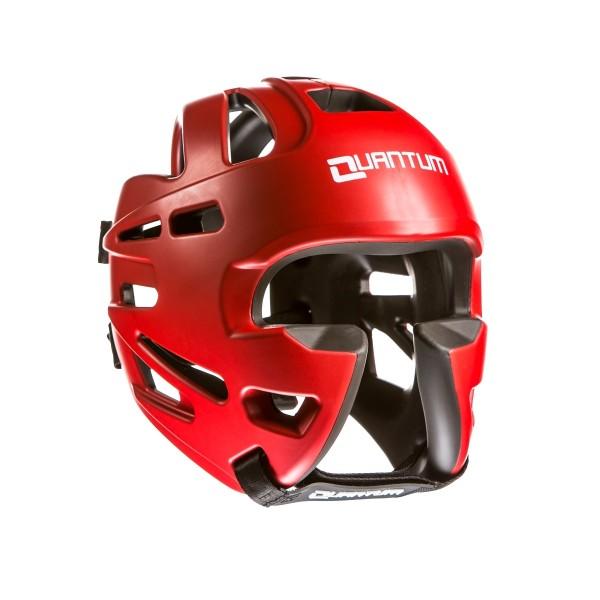 Kopfschutz QUANTUM XP, rot