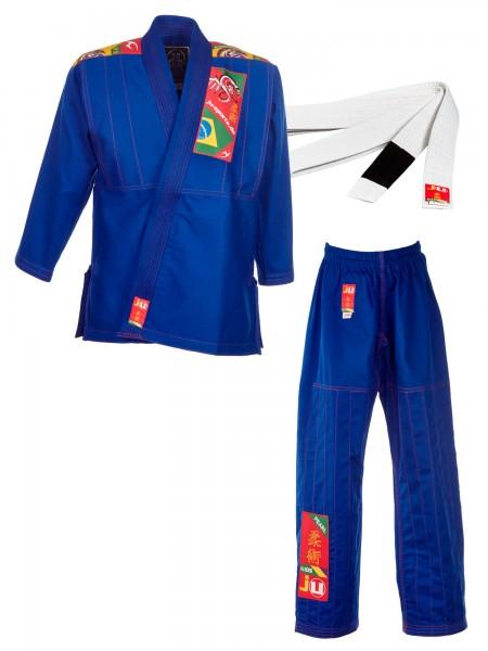 Ju Sports BJJ-Anzug Kids blau