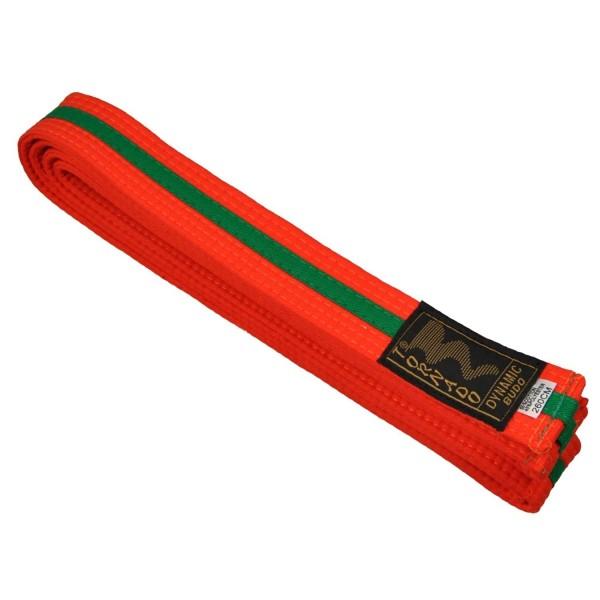 Budogürtel orange-grün