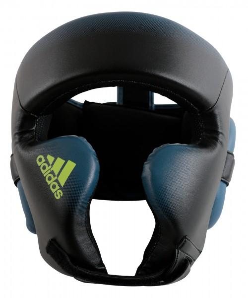 Adidas Kopfschutz Training black/solar yellow, ADIBHGM01, Gr. L