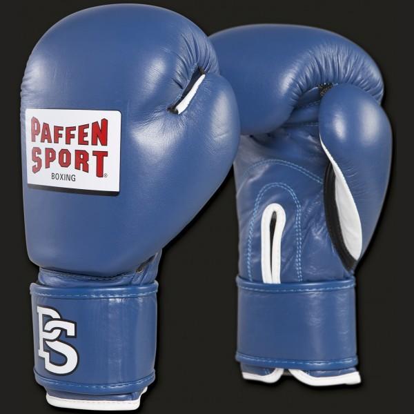 Paffen Sport Contest Boxhandschuhe Wettkampf mit DBV Prüfmarke