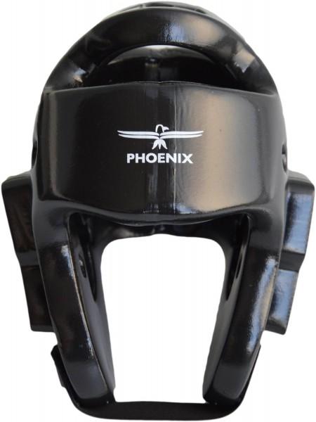 Kopfschützer schwarz PU-Schaumstoff