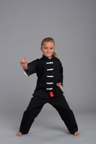 Shaolin II Kung Fu Black/White