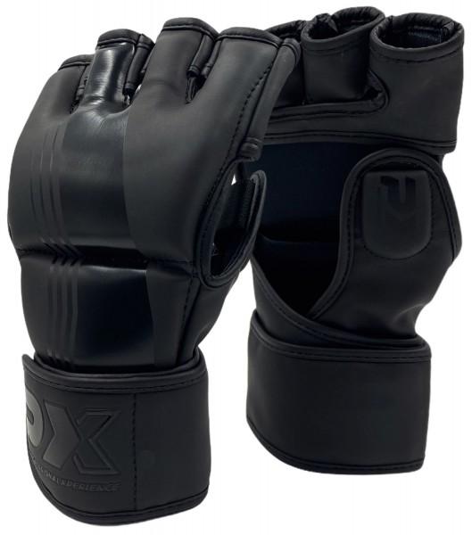 PX ProTech X-tra Handschutz, schwarz-schwarz, PU, L