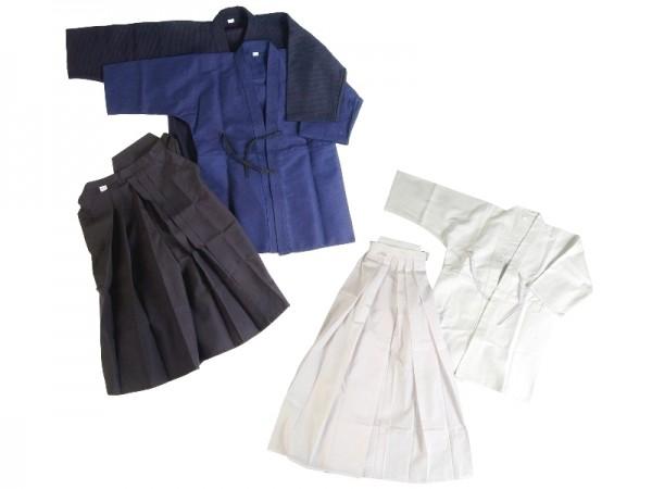 Hakama Kendo & Aikido blau