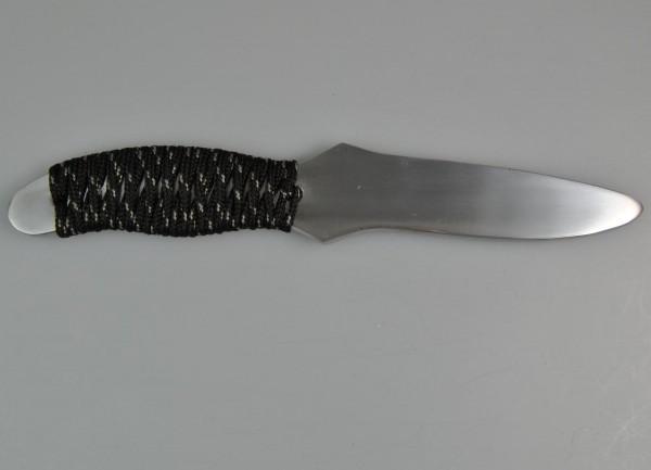 Trainingsmesser Aluminium ca 27,5 cm