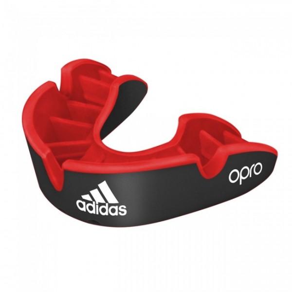 adidas Mundschutz OPRO Gen4 Silver-Edition Schwarz oder weiß