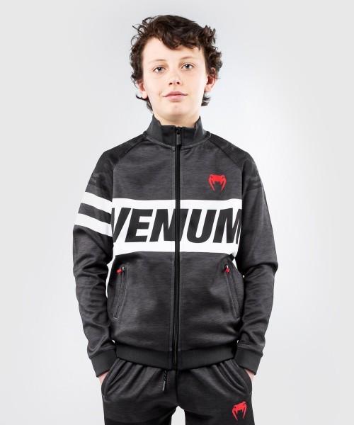 Venum Kids Bandit Hoodie - schwarz/grau 8 Jahre