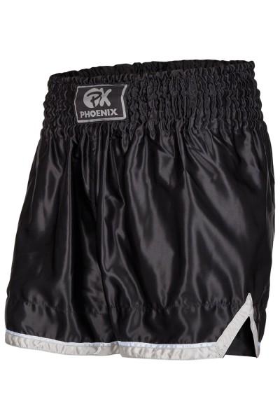 PX Thai Shorts schwarz-grau