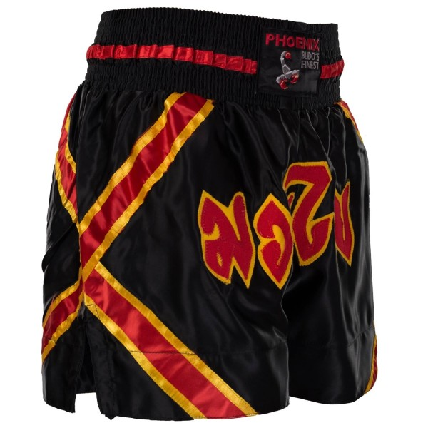 BUDO's FINEST Thai Shorts S-G-R