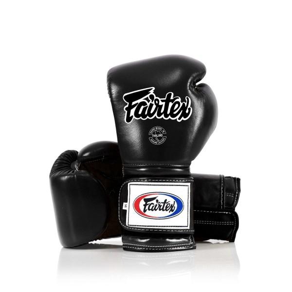 FAIRTEX Heavy Hitters Boxhandschuhe BGV9 schwarz 10oz