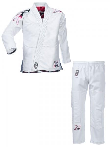 Ju Sports Amazona BJJ-Gi EXTREME 2.0 white/pink Girl