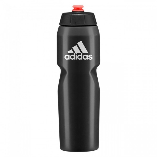adidas T19 Trinkflasche PERF BOTTLE 0,75 black/red