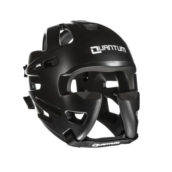 Kopfschutz QUANTUM XP, schwarz
