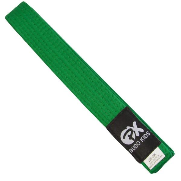 PX Budo Kids Softbelt, grün