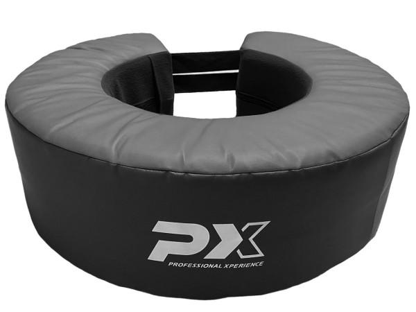 PX Boxsack-Ring, schwarz-grau
