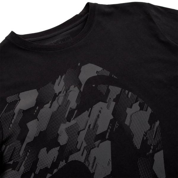 Venum Tecmo Giant T-shirt - Black/Black