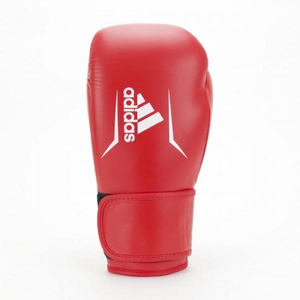 Adidas Speed 175 Boxing Gloves rot. DBV zugelassen