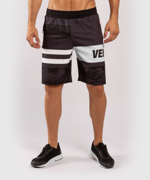 Venum Bandit Training Shorts schwarz/grau L