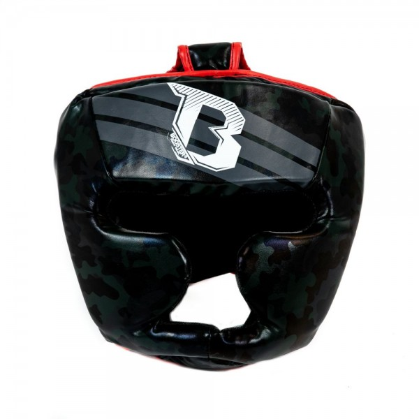 Booster HGL B 2 YOUTH CAMO XS-S