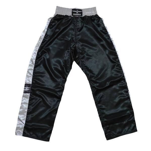 PHOENIX Kickboxhose TOPFIGHT, schwarz-grau