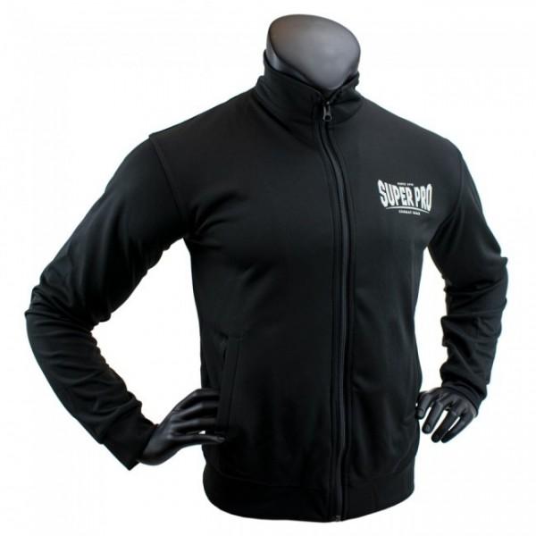 Super Pro Trainingsjacke black/white