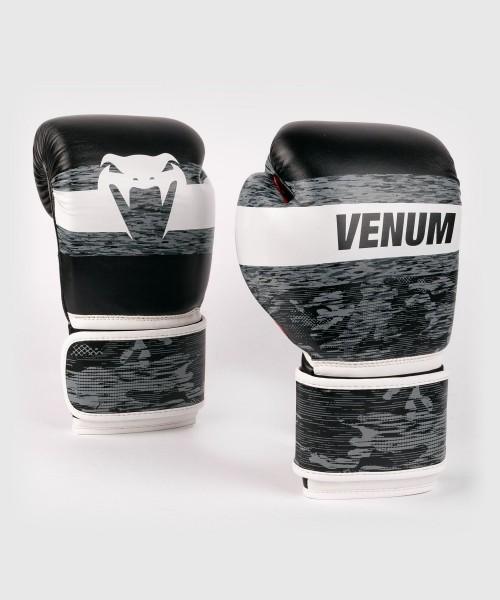 Venum Kids Bandit  Gloves - schwarz/grau 8 Jahre