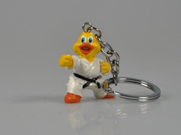 Schlüsselanhänger Kampf-Ente