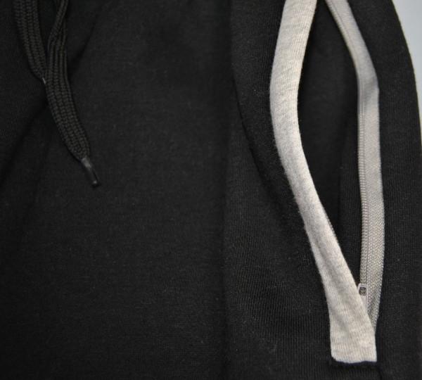 PHOENIX Sweater Jogpants schwarz