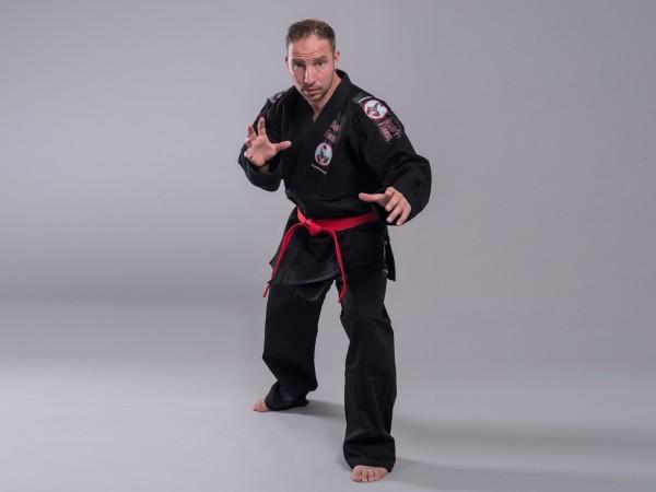 BJJ-MMA Black BUDO's FINEST