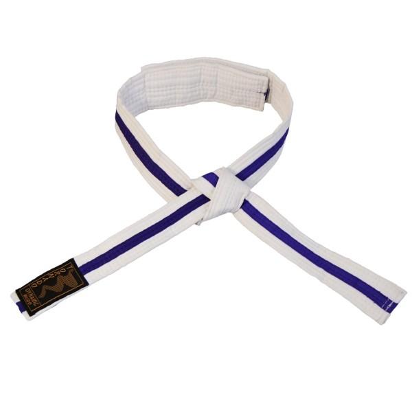 Kinder-Klettgürtel 2-farbig