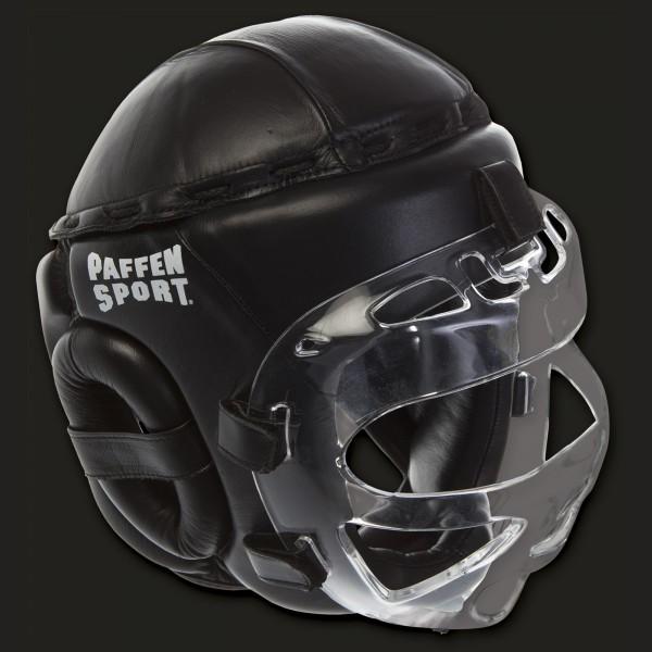 Paffen Sport Kontakt T Kopfschutz mit Gesichtschutz