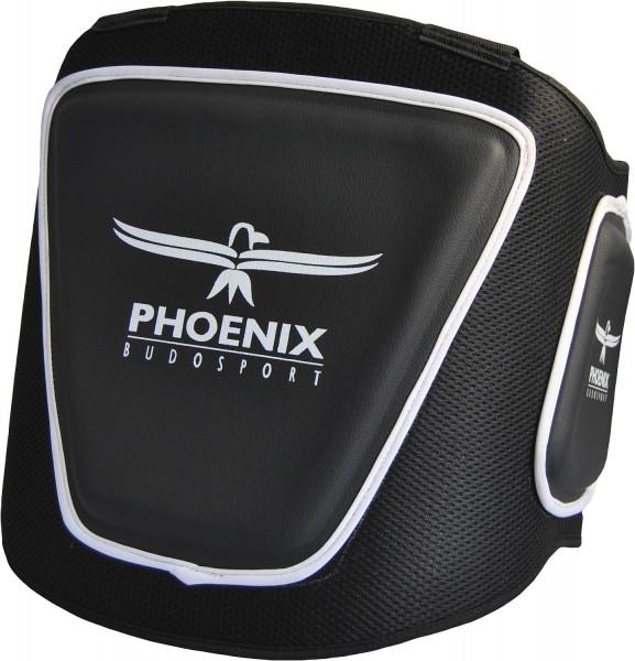 PHOENIX Bauchschutz Schultergurte (Mesh & Leder)-Copy