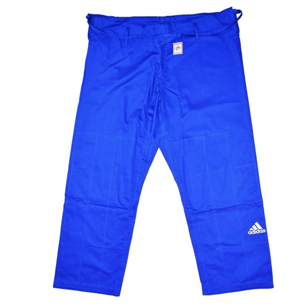 ADIDAS IJF Judohose, blau
