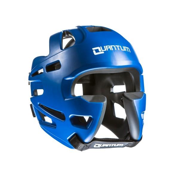 Kopfschutz QUANTUM XP, blau
