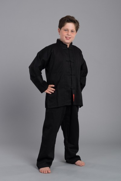 Shaolin II Kung Fu Black