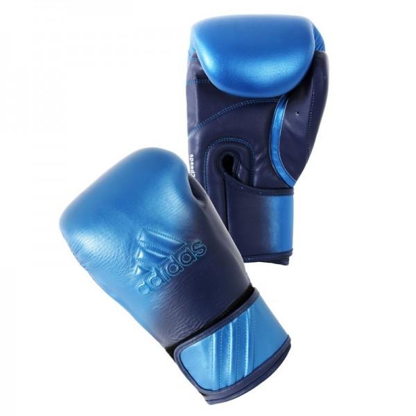 Adidas Boxhandschuhe Speed 300 D, Aus one Piece Leder. 16Oz