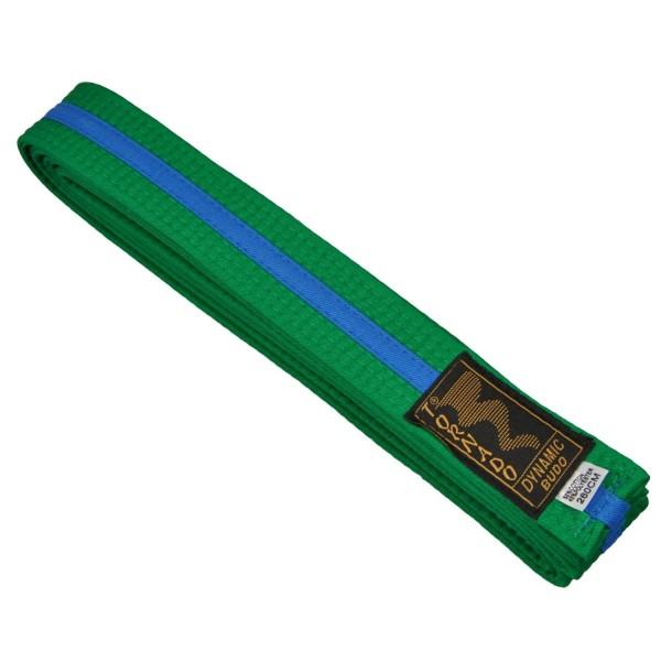 Budogürtel grün-blau