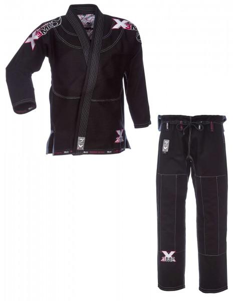Ju Sports Amazona BJJ-Gi EXTREME 2.0 black/pink