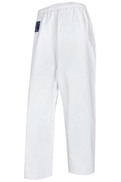TORNADO Judo-SV-Hose 12oz Canvas weiß