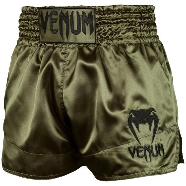 Venum Classic Thai Shorts - Green S