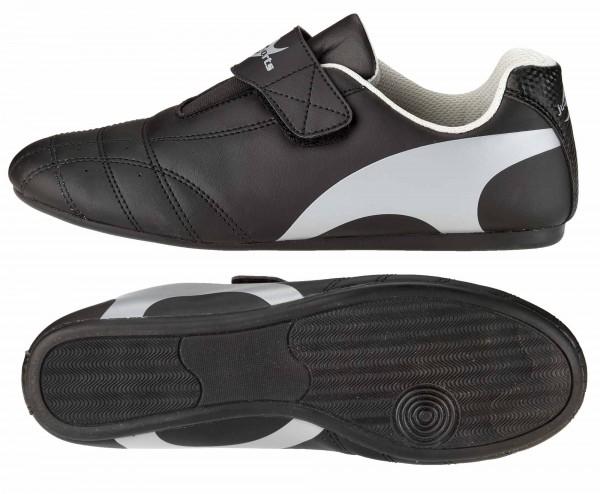 Ju Sports Matten-Schuhe Korea C2 schwarz