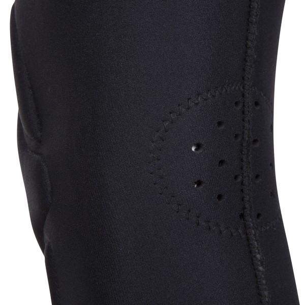 Venum Kontact Gel Knee Pad - Black/Red