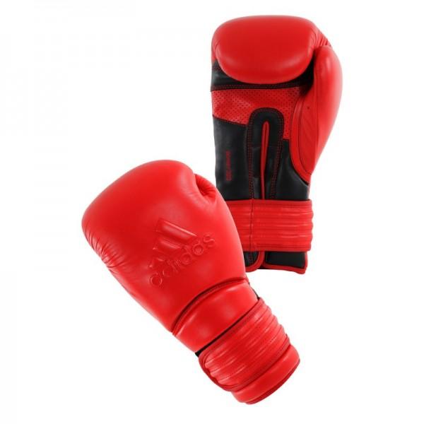 Adidas Boxhandschuh Power 300, 12Oz. ADIPBG300. Aus echtem Leder, IMF Foarm, Clima Cool