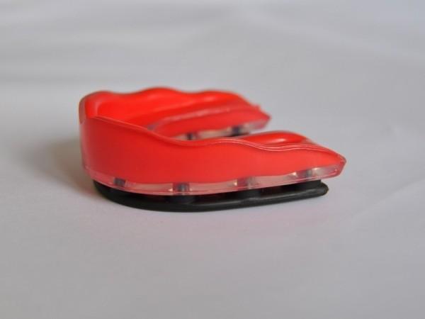 SHIELD MGX 3-stufig mit Luftpolster rot Adult