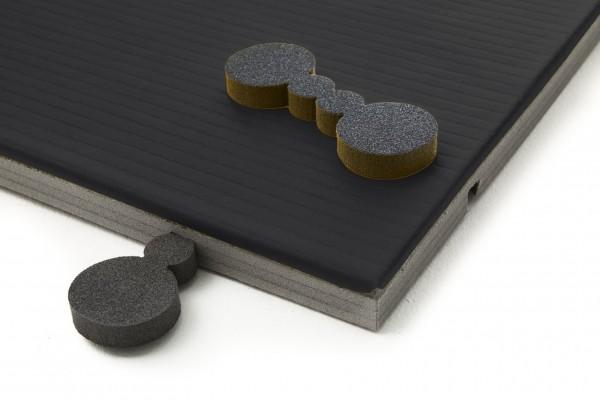 PROGAME I-TIS Trainingsmatte, ca. 200x100x4cm grün