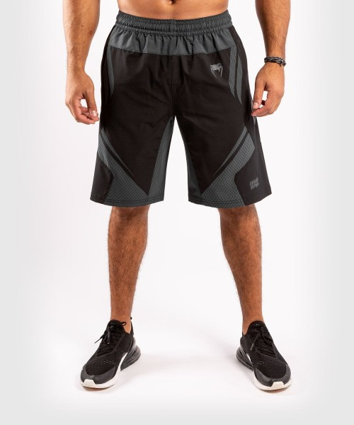 Venum ONE FC2 Training Shorts Black/ Black S